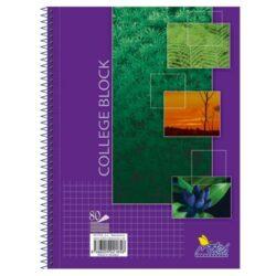 blok kolegien A5 80 l čtverec - Notes(8586009221858)