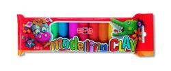 modelína 200 g Koh-i-noor-balení obsahuje 10 barev
