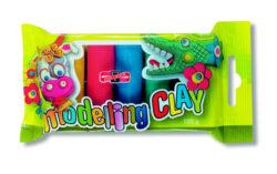 modelína 100 g Koh-i-noor-balení obsahuje 5 barev
