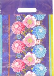 taška 35 x 25 chryzantémy-PRODEJ POUZE PO BALENÍ !!