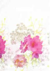 taška 35 x 25 orchideje-PRODEJ POUZE PO BALENÍ !!