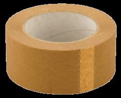 lepící páska papírová 50 x 50m hnědá samolep.