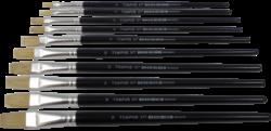 štětec Tempus plochý lak  2(8594033822330)