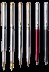 kuličkové pero  Harmonia - červená(8594033822958)