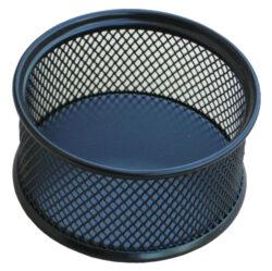 stojánek drátěný na spony Europen černý-8,2 x 8,2 x 4 cm