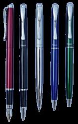 kuličkové pero + mikrotužka Arachne - modrá(8594033824198)