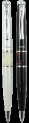 kuličkové pero William - černá(8594033824280)