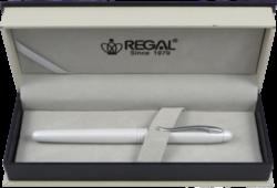 inkoustové pero Alice - bílá-psací souprava Regal