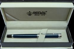 inkoustové pero Ritz - modrá-psací souprava Regal