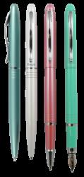 kuličkové pero  Alice - tyrkysová světlá(8594033824723)