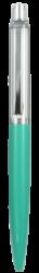 kuličkové pero 891 kovové mátové v krab.-kovové tělo