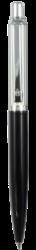 kuličkové pero 907 kovové černé v krabičce-kovové tělo