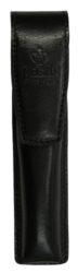 pouzdro kožené Regal na 1 tužku černé