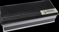kuličkové pero Minos - stříbrné(8594033825386)