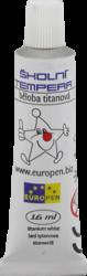 barvy temperové Europen bílá-!!! PRODEJ POUZE PO BALENÍ !!!