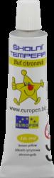 barvy temperové Tempus žlutá-!!! PRODEJ POUZE PO BALENÍ !!!