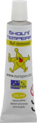barvy temperové Europen žlutá-!!! PRODEJ POUZE PO BALENÍ !!!