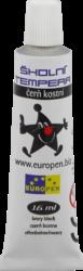 barvy temperové Europen černá-!!! PRODEJ POUZE PO BALENÍ !!!