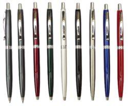 kuličkové pero  Reef - černé(8594033825775)