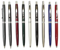 kuličkové pero  Reef - šedé(8594033825812)