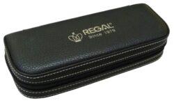 pouzdro Regal 1 zip - s logem Regal