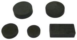 magnet   kulatý 20x5 (izotropní)-PRODEJ POUZE PO BALENÍ