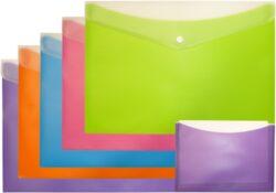 desky s drukem a kapsou ARCHES A4 růžové(8594033828479)
