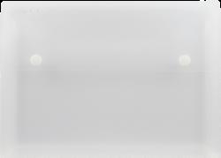 desky s 2 druky Europen A5  čiré křížové dno-polypropylenové desky na dokumenty