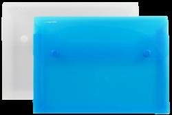 desky s 2 druky Europen A5  modré křížové dno(8594033829353)