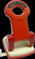 děrovačka Raion MOD-40PP červená 40l-celokovová konstrukce 5 let záruka