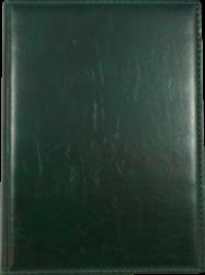 konferenční složka LUX A5 s klipem zelená(8594033831240)