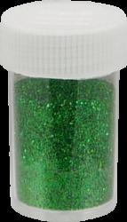 glitry  zelené 20g