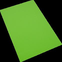 pěnová guma A4  zelená světlá EP-011