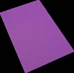 pěnová guma A4  fialová EP-006