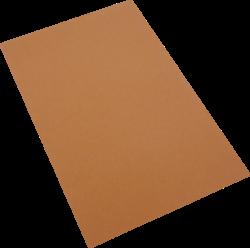 pěnová guma A4  hnědá EP-019