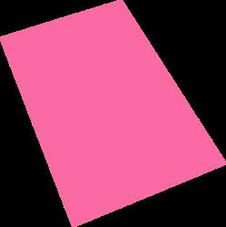 pěnová guma A4  růžová EP-002
