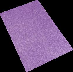 pěnová guma A4 glitr levandulová EG-005