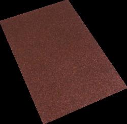 pěnová guma A4 glitr bronzová EG-018