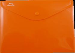 desky s drukem A4O Europen oranžové-polypropylenové desky na dokumenty