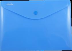 desky s drukem A5O Europen modré-polypropylenové desky na dokumenty