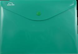 desky s drukem A5O Europen zelené-polypropylenové desky na dokumenty