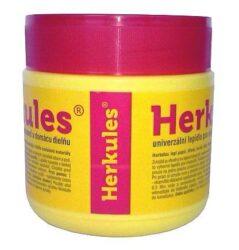 lepidlo Herkules 500g-Herkules lepí papír, dřevo, korek, kůži, dřevovláknité materiály a další savé materiály. Zvláště je vhodný na lepení fotografi í, slepování dřevěného nábytku, kožených výstelek obuvi apod.
