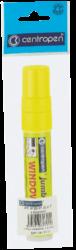 značkovač 9120 křídový žlutý-křídový Centropen