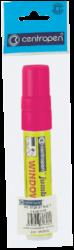 značkovač 9120 křídový růžový-křídový Centropen