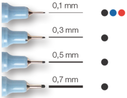 liner Centropen 2631 0,7 černý(8595013612071)