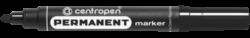 značkovač 8566 černý-permanent Centropen