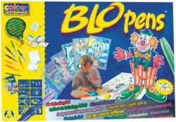 speciál Centropen 1500/ 9 Blopens sada-foukací fixy