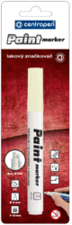 značkovač 9100 lakový bílý-lakový Centropen