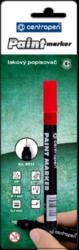 značkovač 9211 lakový červený-lakový Centropen