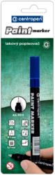 značkovač 9211 lakový modrý-lakový Centropen